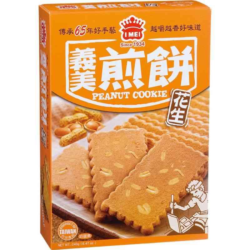 義美煎餅-花生