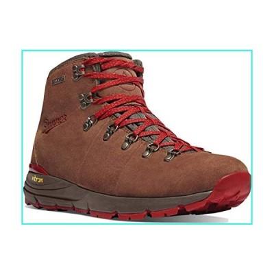 """【新品】Danner Women's 62245 Mountain 600 4.5"""" Waterproof Hiking Boot, Brown/Red - 7.5 M(並行輸入品)"""