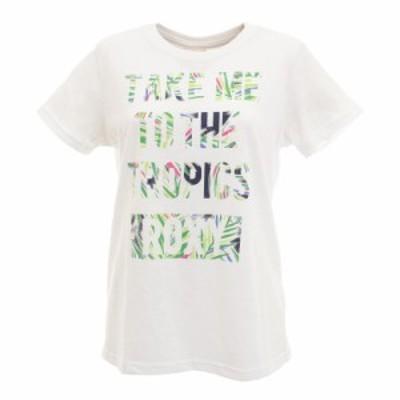 ロキシー(ROXY)Tシャツ 半袖 19SPRST191606YWHT 母の日(Lady's)