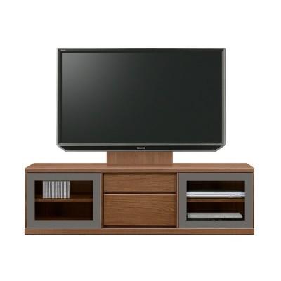 Asaシリーズ_170TVボード+壁掛けパネルセット H45(WN)