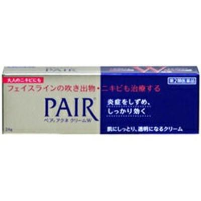 【第2類医薬品】【ライオン】ペアアクネクリームW 24G ☆☆ ※お取り寄せの場合あり
