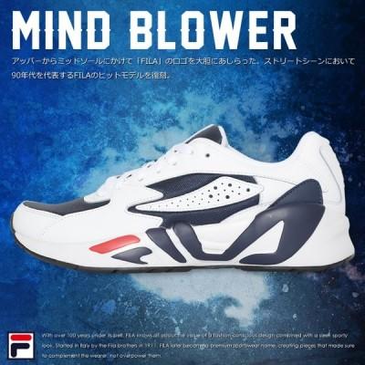 FILA フィラ スニーカー シューズ MINDBLOWER (F0182-0422) セール