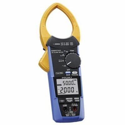 日置電機:ACクランプメータ CM4141