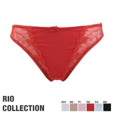 【メール便(4)】 (リオコレクション)RIO COLLECTION レーシー スタンダードショーツ (L・LLサイズ)