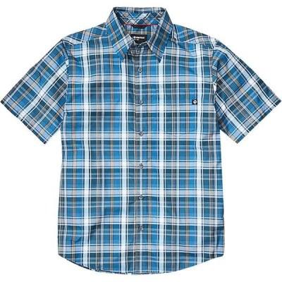 マーモット メンズ シャツ トップス Lykken Short-Sleeve Shirt