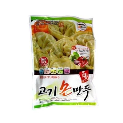 クルー便ヂョンマル手作り餃子450g韓国食品韓国加工食品ヂョンマル