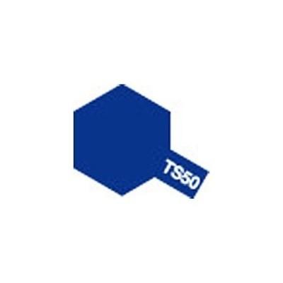タミヤ タミヤカラー スプレーカラー TS−50(マイカブルー)
