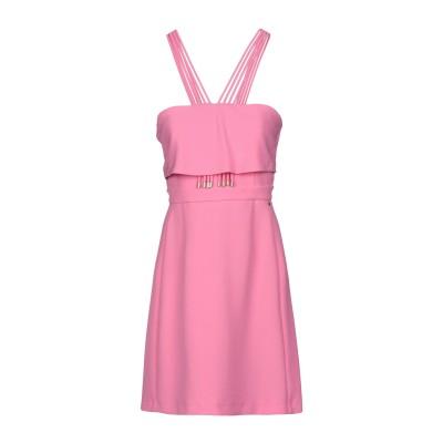 アンナリータ エンネ ANNARITA N ミニワンピース&ドレス ピンク 42 ポリエステル 97% / ポリウレタン 3% ミニワンピース&ドレス