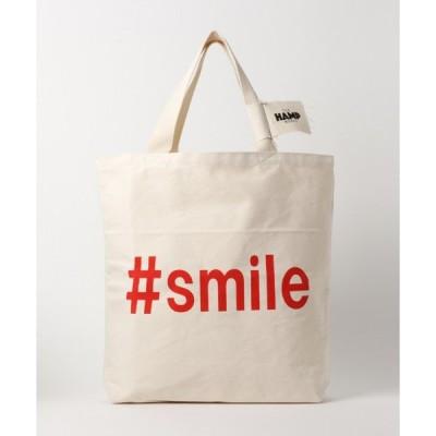 "the HAMP works ""HASH""tote(# smile)"