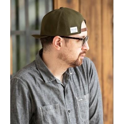 UNCUT BOUND / MIGHTY SHINE(マイティシャイン) BRIDGE CAP OX/1213005 MEN 帽子 > キャップ