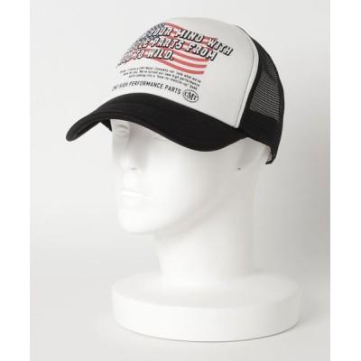 VARIOUS SHOP / MESH CAP PRINT 1 MEN 帽子 > キャップ
