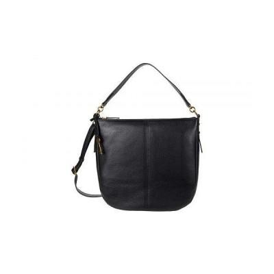 Fossil フォッシル レディース 女性用 バッグ 鞄 ホーボー ハンドバッグ Jolie Hobo - Black