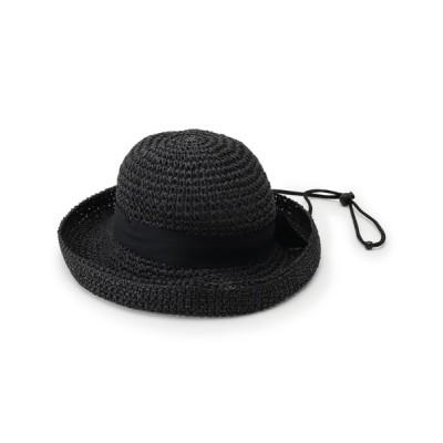 SHOO・LA・RUE / 【UVケア・接触冷感】セーラーリボンハット WOMEN 帽子 > ハット
