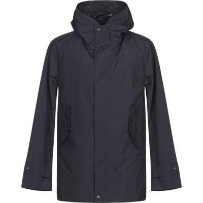 ボンブーギー BOMBOOGIE メンズ コート アウター coat Dark blue
