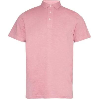 フレンチコネクション French Connection メンズ ポロシャツ トップス Multi Slub Polo Red