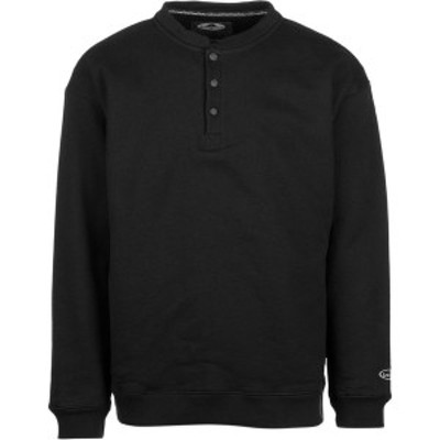 アーバーウェア メンズ ニット&セーター アウター Double Thick Crew Sweatshirt - Men's Black