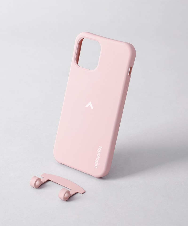 Topologie 手機殼 iPhone Cases Dolomites Case Blush