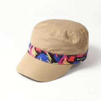 コロンビア【送料無料】コロンビア 帽子・防寒・エプロン Bee Road Cap(ビー ロード キャップ)  フリー  160(Fossil)