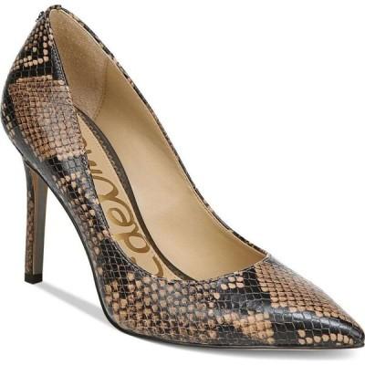 サム エデルマン Sam Edelman レディース パンプス ピンヒール シューズ・靴 Hazel Stiletto Pumps Hickory Snake Multi