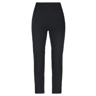 QL2  QUELLEDUE パンツ ブラック 46 コットン 97% / ポリウレタン 3% パンツ