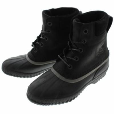 定番 ソレル SOREL ブーツ シャイアン 2 CHEYANNE 2 ブラック/ブラック NM2575-010