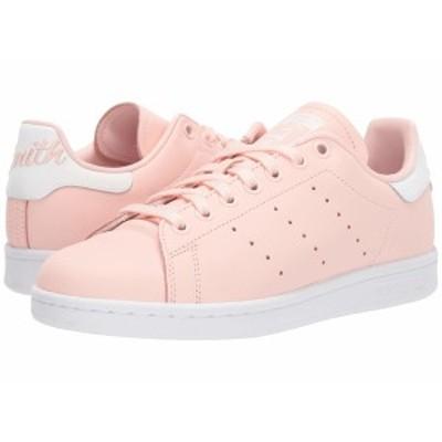 アディダスオリジナルス レディース スニーカー シューズ Stan Smith Icey Pink/White/Icey Pink