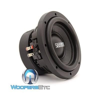 Sundown Audio SA-6.5 SW D2 6.5 200W Dual 2-Ohm SA Series Subwoofer輸入品