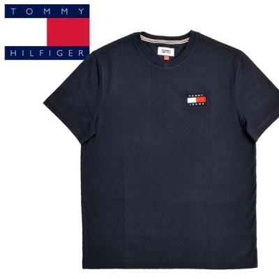 (メール便対応可)トミーヒルフィガー TOMMY HILFIGER 78F0203 半袖Tシャツ TJ ALBIE BADGE
