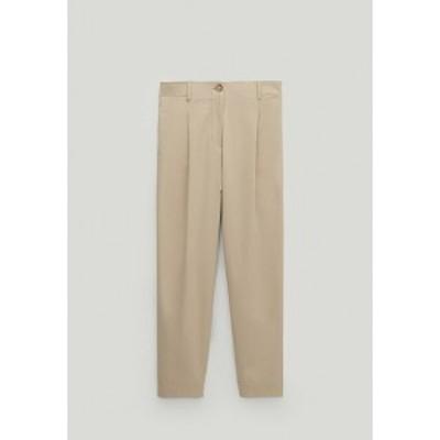 マッシモ ドゥッティ レディース カジュアルパンツ ボトムス Trousers - beige beige