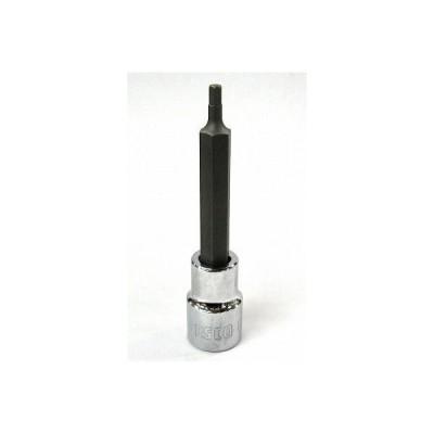 エスコ EA617GT-210 10x100mm 1/2 DR ロングINHEX ソケット EA617GT210 【キャンセル不可】ポイント10倍