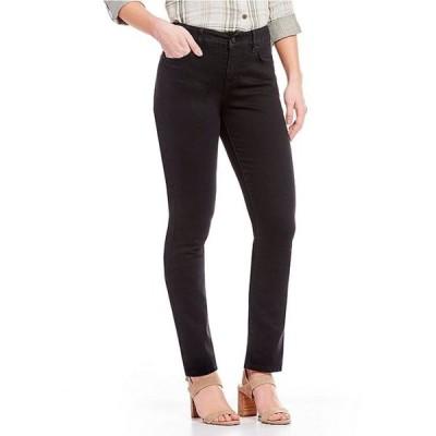 コード ブルー レディース デニムパンツ ボトムス Petite Size Chelsea Slimming Straight Leg Jeans