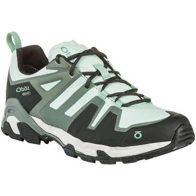 オボズ レディース ブーツ・レインブーツ シューズ Oboz Women's Arete Low BDry Shoe