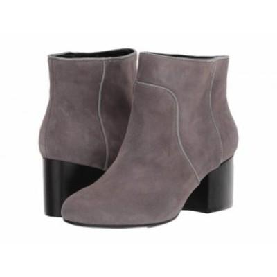 Aerosoles エアロソールズ レディース 女性用 シューズ 靴 ブーツ アンクル ショートブーツ Compatible Grey Suede【送料無料】