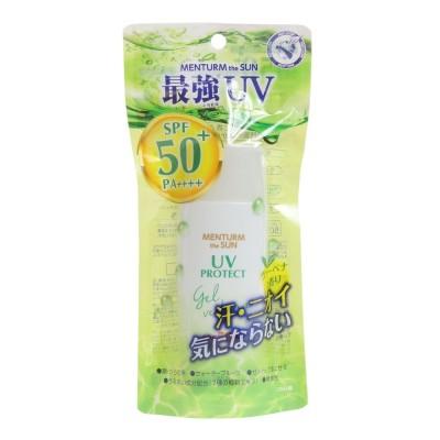 近江兄弟社雑貨メンタームザサン パーフェクトUVジェル ヴァーベナ 100g