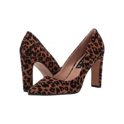 STEVEN NEW YORK スティーブンニューヨーク レディース 女性用 シューズ 靴 ヒール Jan - Leopard
