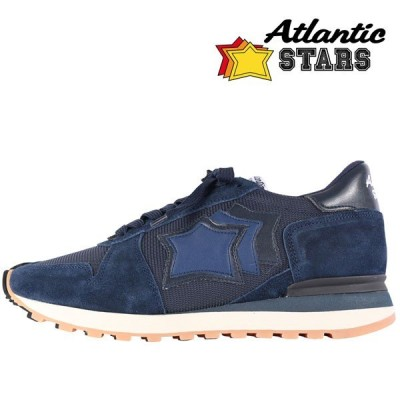 【43】 Atlantic Stars アトランティックスターズ スニーカー ARGO メンズ ネイビー 紺 並行輸入品