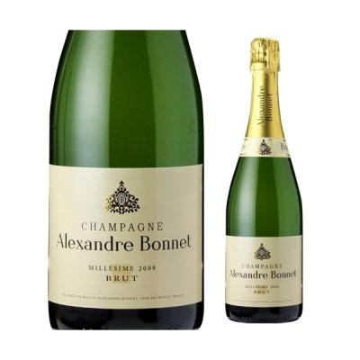 ワイン アレクサンドル ボネ ミレジム 2010 750ml シャンパーニュ シャンパン