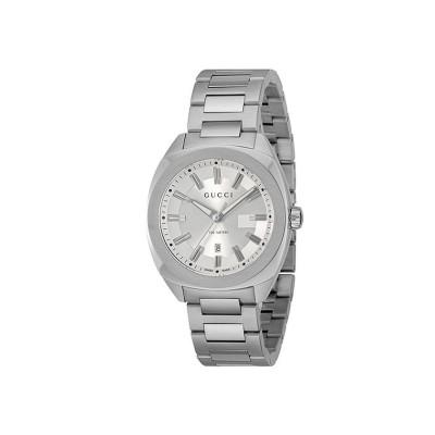 (GUCCI/グッチ)GUCCI GG2570 グッチ  腕時計 YA142402 メンズ/メンズ シルバー