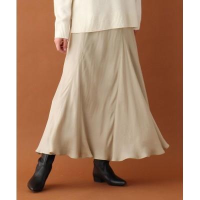 DRESSTERIOR(Ladies)(ドレステリア(レディース)) キュプラフィブリルロングスカート