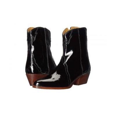 Free People フリーピープル レディース 女性用 シューズ 靴 ブーツ アンクルブーツ ショート New Frontier Western Boot - Black