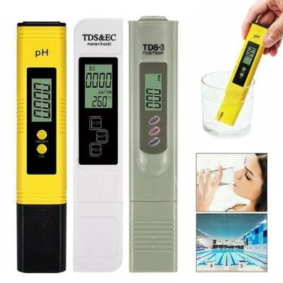 デジタル電気tds/ec/ph計テスター水栽培水試験ペン水族館