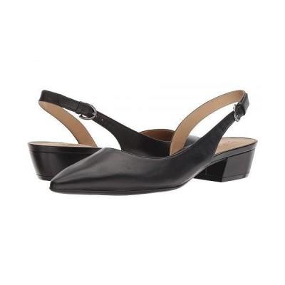 Naturalizer ナチュラライザー レディース 女性用 シューズ 靴 ヒール Banks - Black Leather