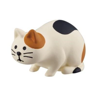 マスコット 観察猫 旅猫 concombre デコレ インテリア プレゼント かわいい