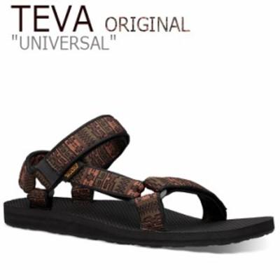 テバ ユニバーサル サンダル TEVA メンズ ORIGINAL UNIVERSAL オリジナル ユニバーサル ポタリーオリーブ マルチ 1004006-POML シューズ