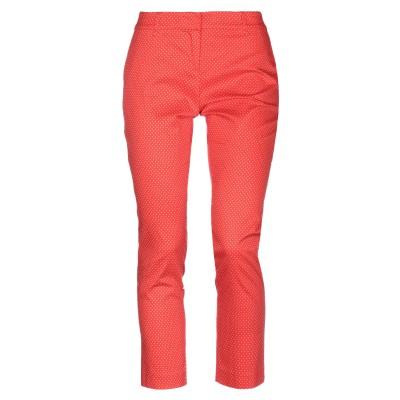 リュー ジョー LIU •JO パンツ レッド 42 コットン 97% / ポリウレタン 3% パンツ