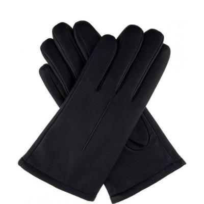 デンツ Dents レディース 手袋・グローブ classic leather gloves Royal Blue