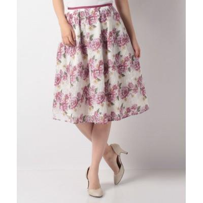 (Dear Princess/ディアプリンセス)ラッセルオパールスカート/レディース ピンク