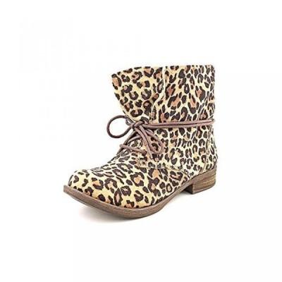 ラッキーブランド レディース ブーツ Lucky Brand Womens Ripley Round Toe Ankle Leather Fashion Boots