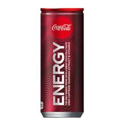 10%OFFクーポン対象商品 〔送料無料〕 コカ・コーラ エナジー 250ml 缶 30本 クーポンコード:YVDDB37