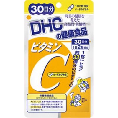 DHC ビタミンCハードカプセル(30日分)≪30日分≫〈2166〉 [W-SO](bo)